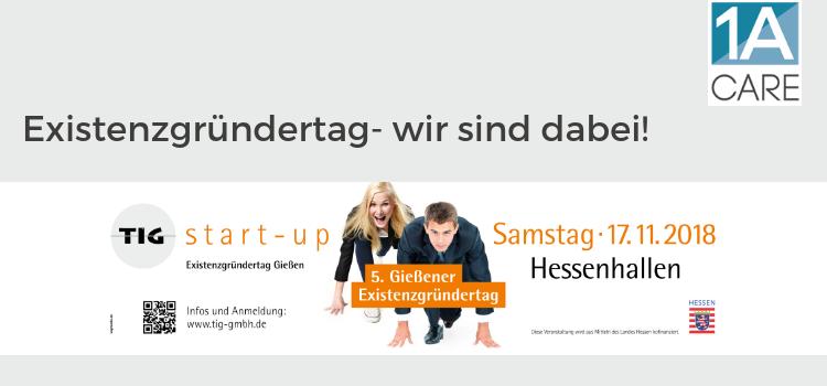 5. Existenzgründertag Gießen