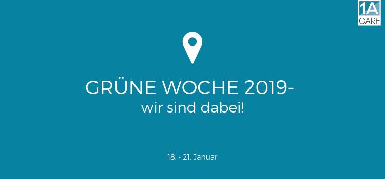 GRÜNE WOCHE 2019