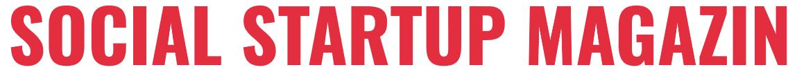 social startup magazin logo